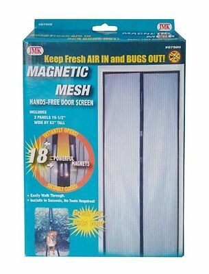 IIT-07920 Magnetic Mesh Hands-Free Door Screen