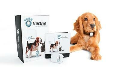 Traceur Gps Pour Animaux Tractive Tratr1