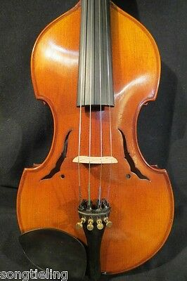 """SONG Brand Maestro Baroque style 14 1/2"""" viola, rich and powerful sound #5517"""