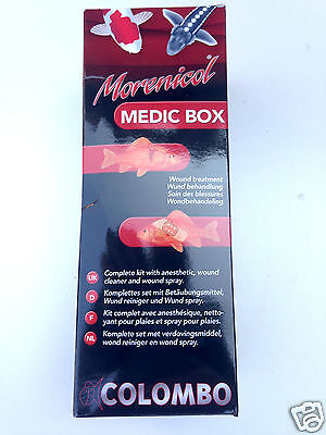 Colombo Medic Box Wound & Ulcer Treatment For Pond Fish Koi