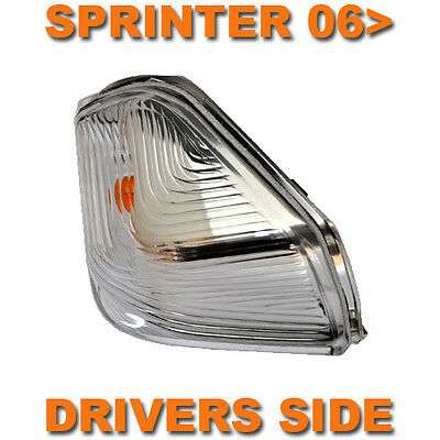 Mercedes Sprinter 2006 Onwards Door/wing Mirror Indicator Drivers Side Right O/s