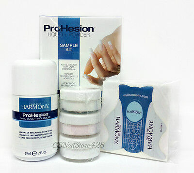 Harmony ProHesion Liquid+ Powder - SAMPLE KIT #01102