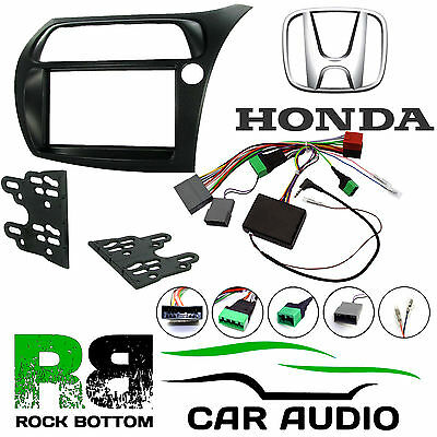 HONDA Civic 2006 - 2011 SONY Car Stereo Steering Wheel Interface & Fascia Kit