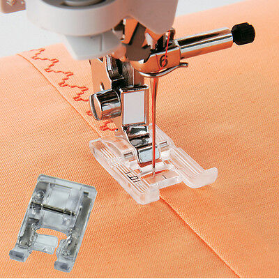 Hot Satin Stitch Presser Foot For Sewing Machine Snap-on