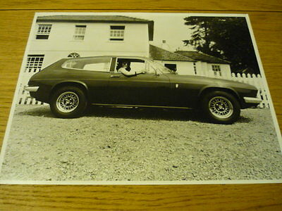 RELIANT SCIMITAR GTE PRESS PHOTO Brochure related  jm