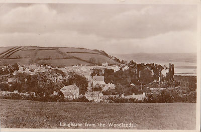 Laugharne    From Woodlands   Dylan Thomas  Interest    Rp
