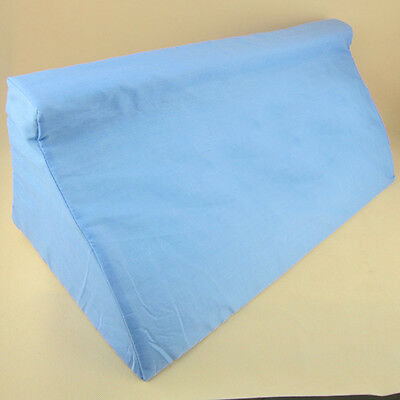 Triangle Cushion Pillow Bedsore Turn Over Patient Disabled Aid Back Rest Support