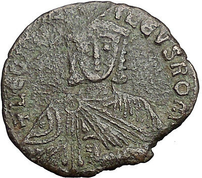 LEO VI the Wise 886AD Constantinople Ancient Medieval Byzantine Coin i54985
