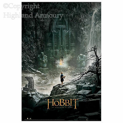 The Hobbit Poster Desolation of Smaug Teaser Official Maxi JRR Tolkien FP3061