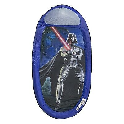 SwimWays Star Wars Spring Float Mesh Inflatable Pool Lounger with Pillow | 29106