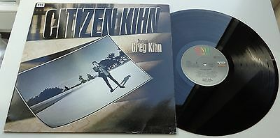 KLP175 - Greg Kihn - Citizen Kihn (1C 064-24 0303 1) German LP, emi america 1985