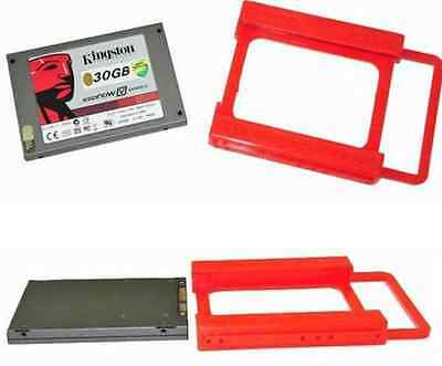 2.5 to 3.5 Adapter Bracket SSD HDD Notebook Mounting Hard Drive Disk Holder IFA
