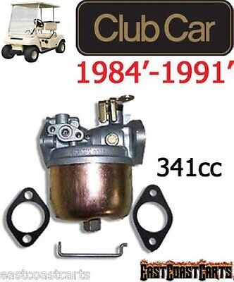 Club Car DS 1984'-1991' Golf Cart Carburetor 341cc 1014541 (FREE SHIPPING)