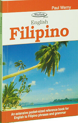 Filipino Tagalog phrase book, includes grammar and verb section