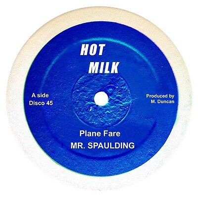 Mr. Spaulding - Plane Fare/Fantastic