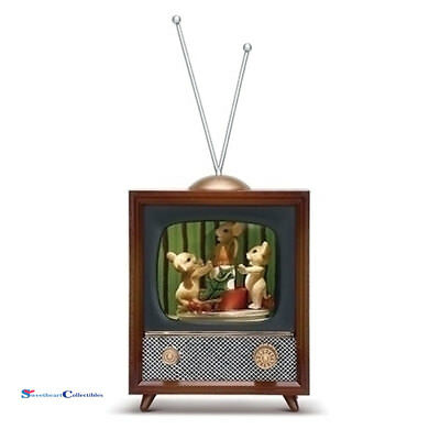 Charming Tails 30370 Deluxe Musical Television New 2016