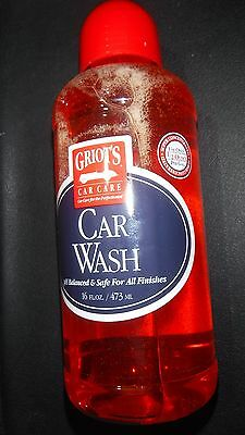 Griot's Garage Car Wash 16 ounce 11102