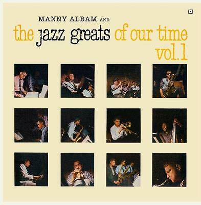 Manny Albam - Jazz Greats of Our Time, Vol. 1