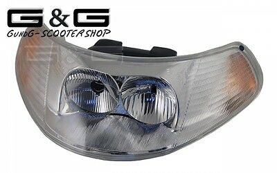 Headlight Original Piaggio Hexagon 125 LX-125 LX 4T-180 LXT-2