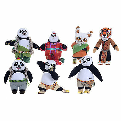 """New Official Dreamworks 12"""" Kung Fu Panda 3 Plush Soft Toy"""