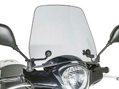 Windshield PUIG Trafic Smoke ROAD LEGAL IN GERMANY MOTORCYCLE QUAD SCOOTER MOPED