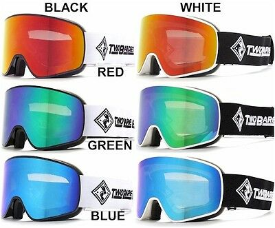SWITCH Adult Ski Snow Goggles Snowboard for sking - By Two Bare Feet