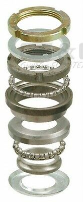 Steering head bearing set RMS for Gilera Piaggio Vespa Runner TPH NRG Zip 50 125