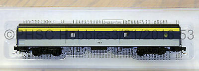 Z Scale - MICRO-TRAINS LINE 553 00 130 BALTIMORE & OHIO 70' Lightweight Baggage
