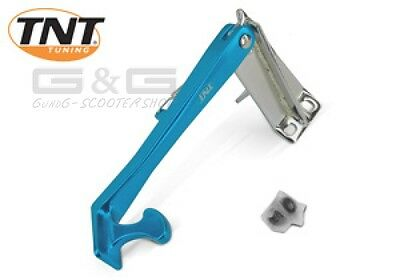 Side Stand TNT King Size in Blue for Peugeot Vivacity and Speedfight