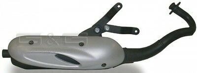 Exhaust Leovince for Adly Baotian Rex China 4-Takt Scooter