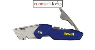 IRWIN FK150 Folding Utility Knife Trimming Work Knife NO BLADES IRW1888438