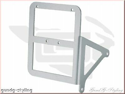 Aluminium Side License Plate Holder Aprilia Morini Motor