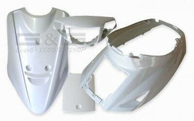 Fairing Kit Fairing parts White Metallic for YAMAHA JOG 50