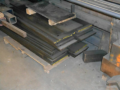 3/4 x 11 x 12 inch 1018 CF -  Steel Flat Bar .75 x 11 x 12 Cold rolled (CRS)