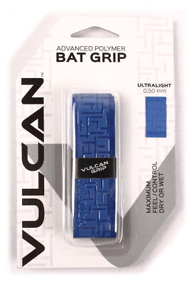 Vulcan V050-BLUE Ultralight Bat Grip 0.500 mm Royal Blue