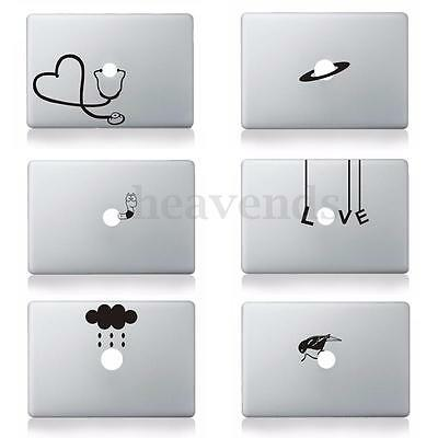 Decalque Autocollant Sticker Décor Pour Apple MacBook Mac Air Pro Retina PC