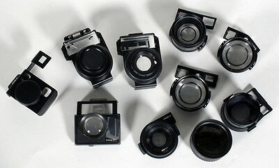 Telephoto And Wide Angle Lenses Lot Vintage For Point And Shoot Cameras