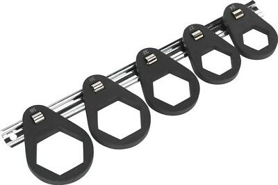 Sealey Oil Filter Cap Wrench Set 5pc