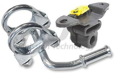 Kit reparation support Fixation silencieux centre PEUGEOT 207 1.6 16V VTi 120ch