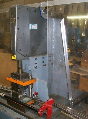 5 Ton BTM Air Press, Model #P-5-H-S10-A=11.97, Planet Machinery Stock #4904
