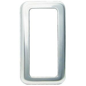 Freightliner SS Chrome Slide Switch Bezel fits Century