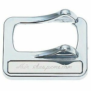 Peterbilt Chrome 379 Air Suspension Switch Guard Cover