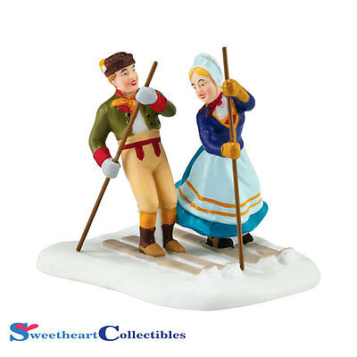 Department 56 Alpine Village Love On The Slopes 4050905 New 2016