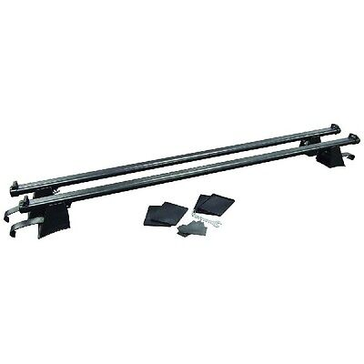 Streetwize SWRB3 Universal Roof Bars For Original Latterial 125cm Wide