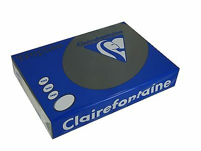 Clairefontaine Trophee Colored Paper 160g/m² / 210g/m² A4 black black