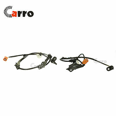 OE# 57450SDC013 57455SDC013 Front Right & Left ABS Speed Sensor Fit Accord 03-07