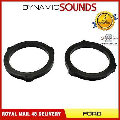 "CT25FD09 165mm 6.5"" Rear Door Car Speaker Adaptor Ring For Ford Mondeo 2007>"