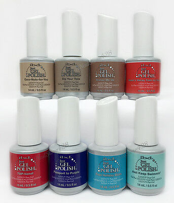IBD Just Gel Polish - ISLAND OF EDEN 2016 Collection- Pick Any Color