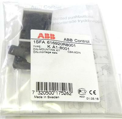Abb Asea Brown Boveri   K A1-8001  Din Mounting Kit Cbk-Xdin