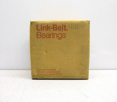 "Mz-531, New Link-Belt Bearings Fu336 2-1/4 "" Flange Block Bearing"